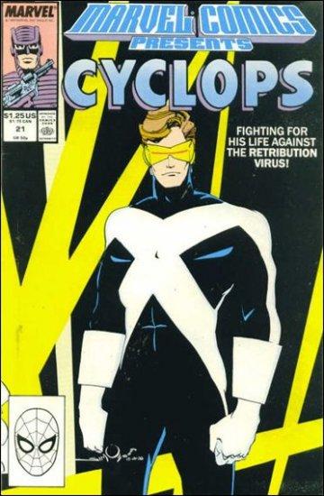 MARVEL COMICS PRESENTS (1988) #21 VF/NM