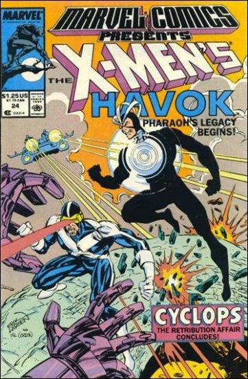 MARVEL COMICS PRESENTS (1988) #24 VF/NM