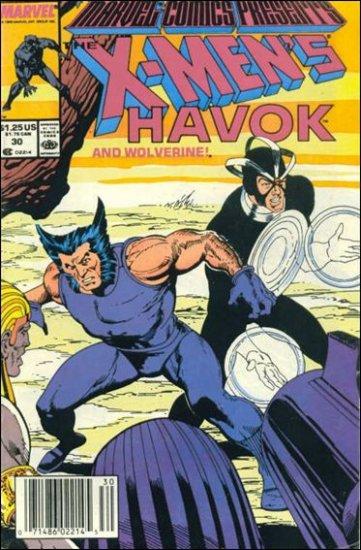 MARVEL COMICS PRESENTS (1988) #30 VF/NM