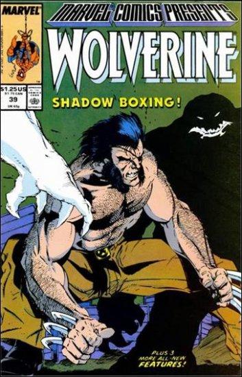 MARVEL COMICS PRESENTS (1988) #39 VF/NM