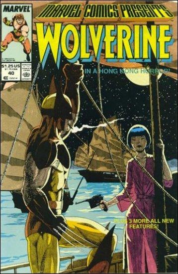 MARVEL COMICS PRESENTS (1988) #40 VF/NM