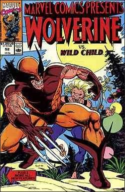 MARVEL COMICS PRESENTS (1988) #52 VF/NM