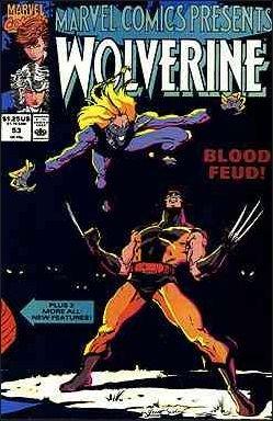MARVEL COMICS PRESENTS (1988) #53 VF/NM