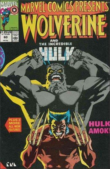 MARVEL COMICS PRESENTS (1988) #60 VF/NM