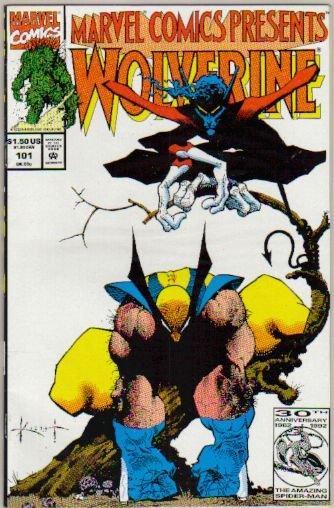 MARVEL COMICS PRESENTS (1988) #101 VF/NM