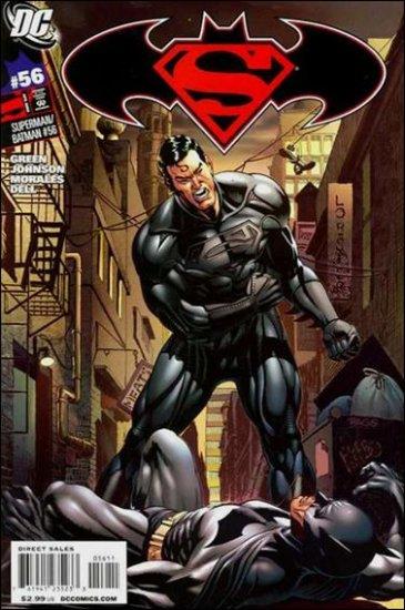 SUPERMAN BATMAN # 56 NM (2009)