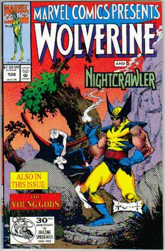 MARVEL COMICS PRESENTS (1988) #108 VF/NM