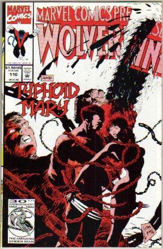 MARVEL COMICS PRESENTS (1988) #110 VF/NM