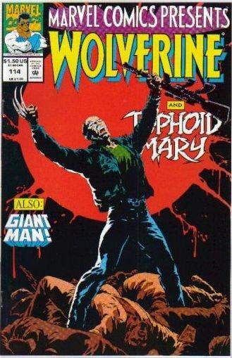MARVEL COMICS PRESENTS (1988) #114 VF/NM