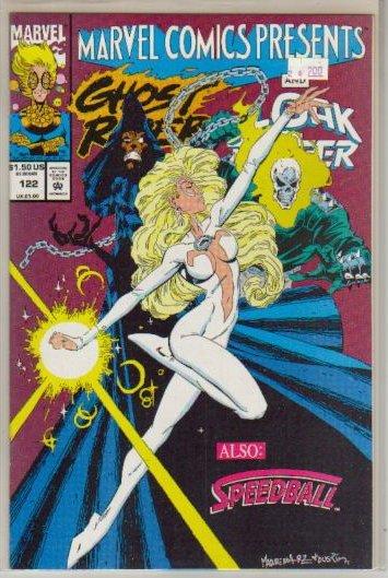 MARVEL COMICS PRESENTS (1988) #122 VF/NM