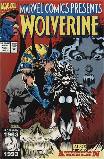 MARVEL COMICS PRESENTS (1988) #130 VF/NM