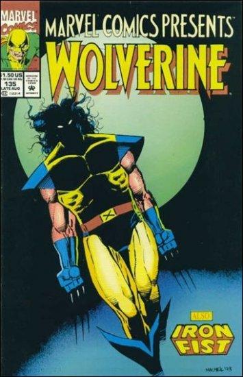 MARVEL COMICS PRESENTS (1988) #135 VF/NM