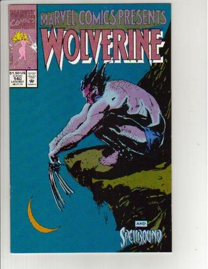 MARVEL COMICS PRESENTS (1988) #140 VF/NM