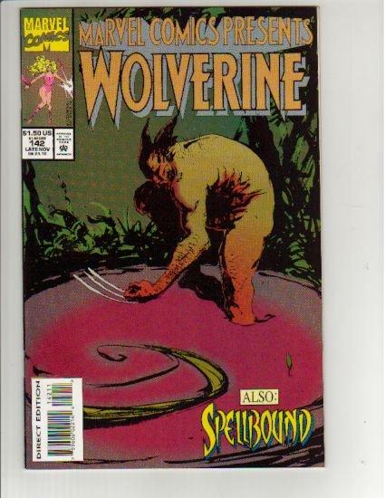 MARVEL COMICS PRESENTS (1988) #142 VF/NM