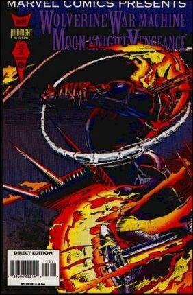 MARVEL COMICS PRESENTS (1988) #153 VF/NM