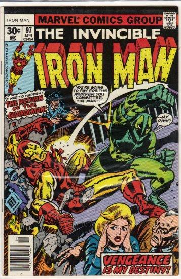 IRON MAN #97 F/VF (1968)