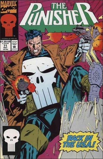 PUNISHER #71 VF/NM (1987)