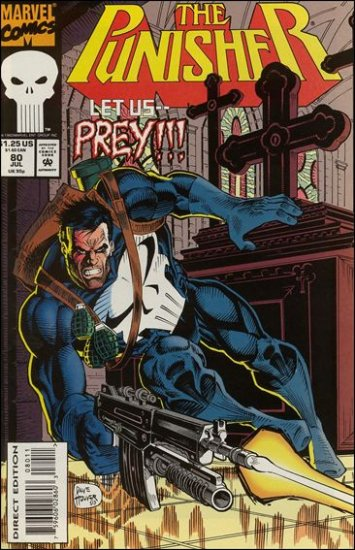 PUNISHER #80 VF/NM (1987)