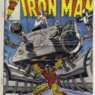 IRON MAN #116 VG+ (1968)