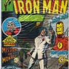 IRON MAN #125 VG/F (1968)