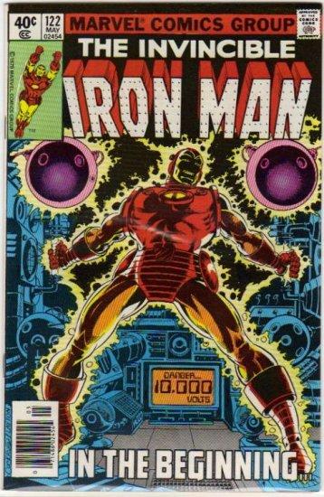 IRON MAN #122 VF/NM(1968)