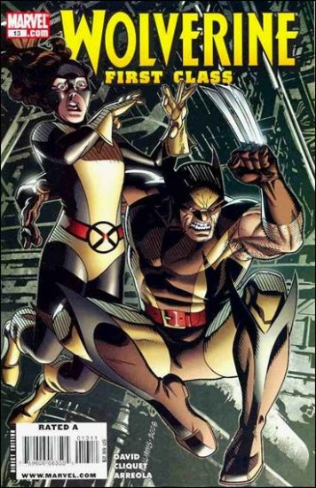 WOLVERINE FIRST CLASS #13 NM (2009)