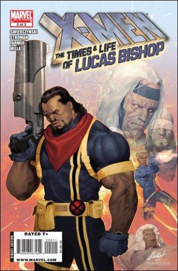 X-MEN THE TIMES & LIFE OF LUCAS BISHOP #2 NM (2009)