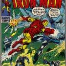 IRON MAN #40 VG/FN (1968)