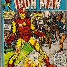 IRON MAN #45 FN/VF (1968)