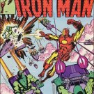 IRON MAN #140 VF/NM (1968)