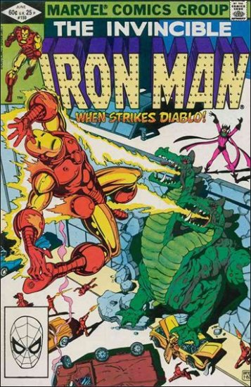 IRON MAN #159 FN/VF (1968)