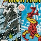 IRON MAN #194 VF/NM (1968)