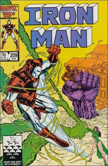 IRON MAN #209 F/VF(1968)