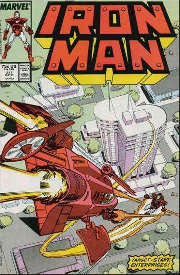 IRON MAN #217 F/VF(1968)