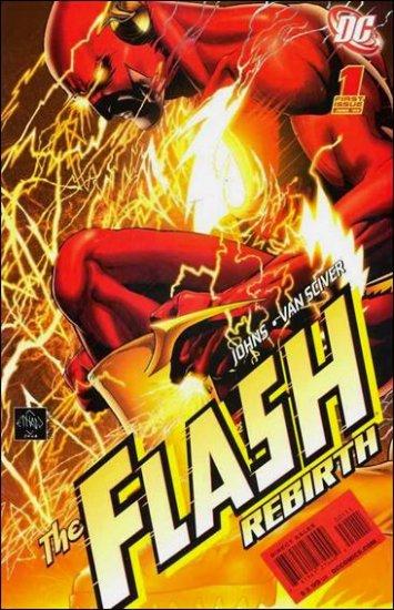 FLASH REBIRTH #1 NM (2009)