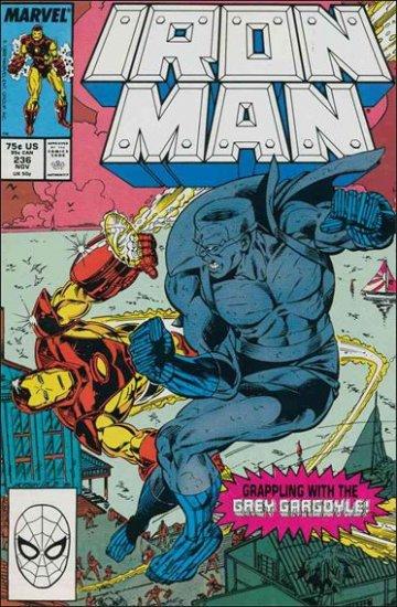 IRON MAN #236 VF/NM (1968)