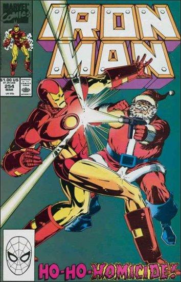 IRON MAN #254 VF/NM (1968)