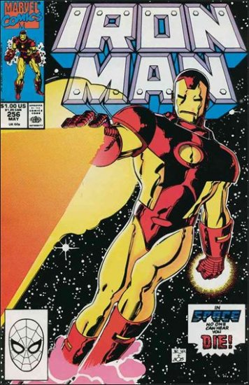 IRON MAN #256 VF/NM (1968)