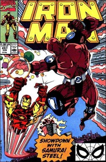 IRON MAN #257 VF/NM (1968)