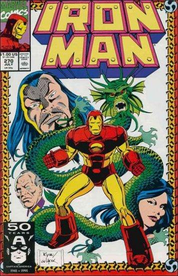 IRON MAN #270 VF (1968)
