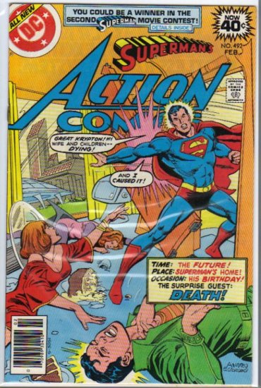 Action Comics (Vol 1) #492 [1979]