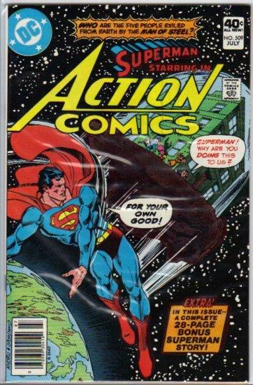 Action Comics (Vol 1) #509 [1980] FN-