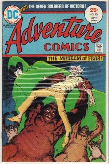 ADVENTURE COMICS #438 *SPECTRE*