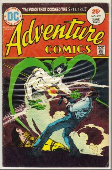 ADVENTURE COMICS #439 *SPECTRE*