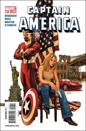 CAPTAIN AMERICA #49 NM (2009)