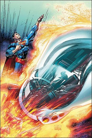 SUPERMAN BATMAN # 58 NM (2009)
