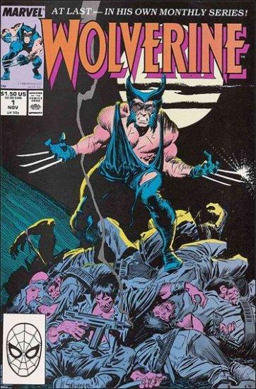 WOLVERINE #1 F/VF (1988)