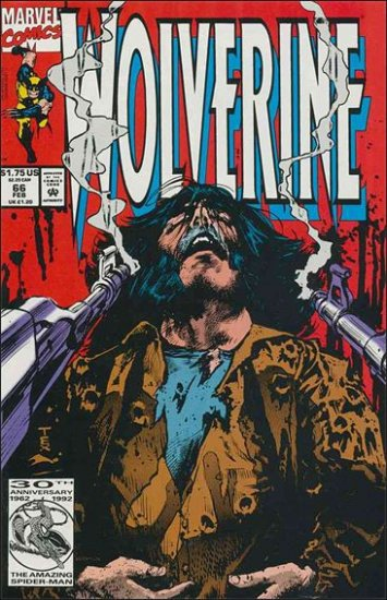 WOLVERINE #66 VF/NM (1988)