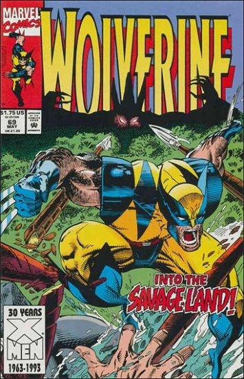 WOLVERINE #69 VF/NM (1988)