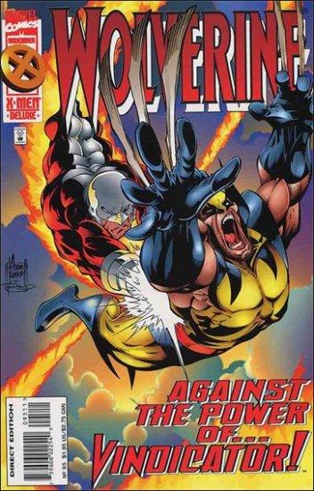 WOLVERINE #95 VF/NM (1988)